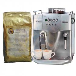 Boncoffee Crema e Gusto и Saeco Incanto Classic
