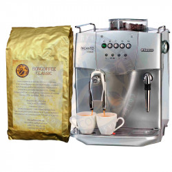 Boncoffee Classic и Saeco Incanto Classic