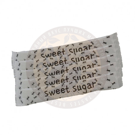 Сахар в стиках, упаковка (1кг.)