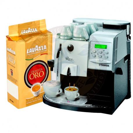 Lavazza Qualita Oro и Saeco Royal Cappuccino